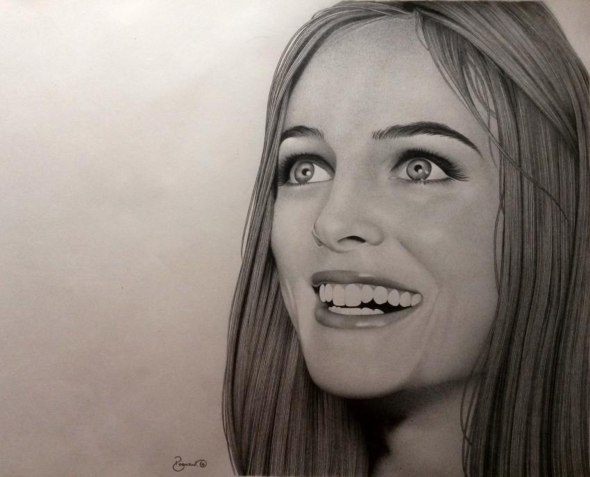 Heather Graham par BudPog
